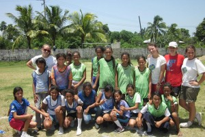 Reflections on Honduras 2012: Part 3 – The Power of the Beautiful Game