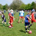 Wandsworth kids receive coaching from former England Women's Manager Hope Powell