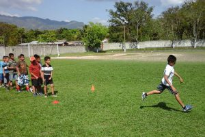 Making a real difference to street children of Honduras